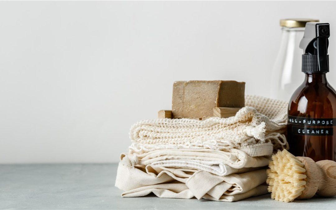 image de produits de nettoyage écologiques Shravaka